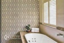 gach bong-gach-nhà-vệ-sinh-9 Hướng dẫn trang trí nhà tắm siêu đẹp bằng gạch ốp lát