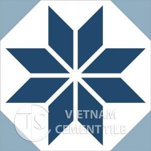 gach bong-105.1-300x300 Encaustic cement tile CTS 105.1
