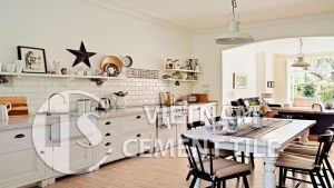 gach bong-3-8-300x169 Trang trí không gian tinh tế cho nhà bếp bằng gạch ốp lát