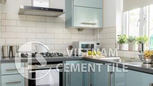 gach bong-6-7-300x169 Trang trí không gian tinh tế cho nhà bếp bằng gạch ốp lát