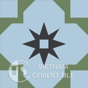 gach bong-104.1-300x300 Encaustic cement tile CTS 104.1