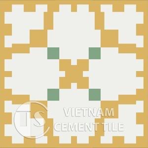 gach bong-motif2-300x300 Gạch bông cổ điển CTS Motif 2