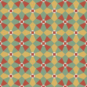 gach bong-Motif5-16tiles-300x300 Gạch bông cổ điển CTS Motif 5