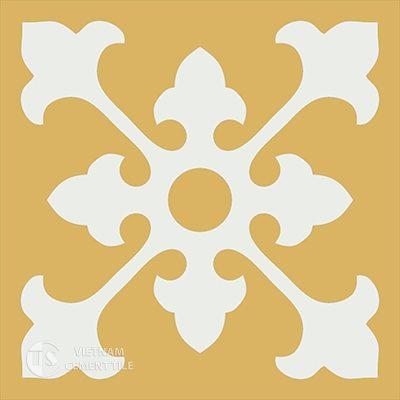 Gạch bông cổ điển CTS 39.4