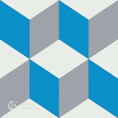 Gạch bông cổ điển CTS 8.6